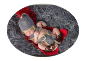 Baby Box Newborn Baby Photography Outfit Props Set