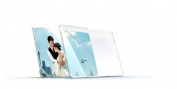 More Sunday Berry H-0337 Picture Frame Holds 20cm x 13cm Photos For Home Decoration - White, ABS+Acrylic