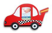 Adorable Baby Boys' Nursery Decor Car Shaped Photo Frame - 27cm x 16cm
