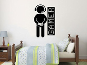 Gamer Wall Decal Vinyl Sticker Decals Joystick Game Controllers Gaming Video Game Boy Room Decor Bedroom Men Gift Nursery Dorm Gamer Gifts Decor ZX126 (n)