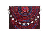 Red Cat Women Clutch Bag Perfect for Tablet