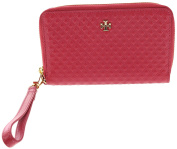 Tory Burch Marion Embossed Leather Smartphone Wristlet, Style No. 30591