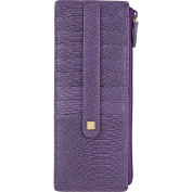 Lodis Vanessa Variety Credit Card Case with Zipper Pocket