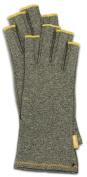 IMAK Compression Arthritis Gloves, Gold, Large