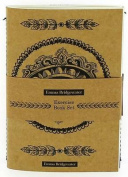 Emma Bridgewater Black Scroll Exercise Book Set