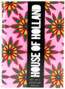 House of Holland Set of 2 Exercise Books