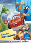 Disney Pixar Time for Adventure