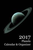 2017 Planets Calendar & Organizer