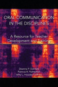 Oral Communication in the Disciplines