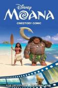 Disney Moana Cinestory Comic