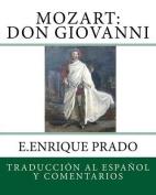 Mozart: Don Giovanni [Spanish]