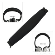 Replacement Headband Cover for BOSE QC3, AE2 / AE2i / AE2w Headphones / Headband Protector Repair Parts / Easy DIY Installation No Tool Needed