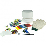 Large Professional Microwave Kiln Kit 10 Piece Set