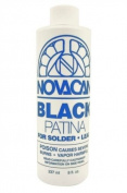 Novacan Black Patina For Solder & Lead