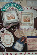 A TISKET A TASKET - DAISY KINGDOM COUNTRY CUT-OUTS NO-SEW APPLIQUE KIT
