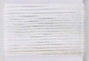 Lecien Japan SE80-8002 Cosmo Seasons Variegated Embroidery Floss, White/Pale Beige