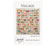 Jumble Village Pattern