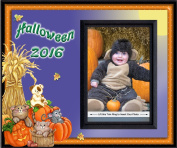 Halloween 2016 Friends - Picture Frame Gift