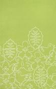 notNeutral Season Rug, White/Lotus Green, 1.5m by 2.4m