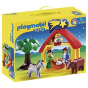 PLAYMOBIL Christmas Manger Playset