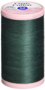 COATS & CLARK Hand Quilting Cotton Thread, 350-Yard, Forest Green