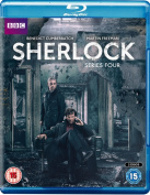 Sherlock: Series 4 [Blu-ray]
