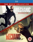 The Mechanic/Mechanic - Resurrection [Region B] [Blu-ray]