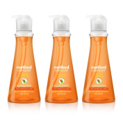 Method Naturally Derived Dish Soap Pump, Clementine, 530ml