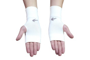Compression Wrist Sleeves Brace (1 Pair) Carpal Tunnel Support Pain Relief Band