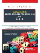 Test Your Skills in Object Oriented Programming with C++