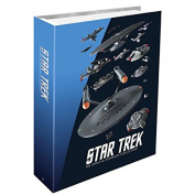 Star Trek Federation Starships Collection Binder
