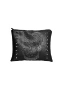 Nemesis Now Rhinestone Skull Bag