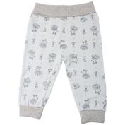 Fixoni Baby Boys' Weiche Hosen Mit Breiter Bund Trousers