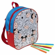 Disney Tsum Tsum Colour Your Own Backpack