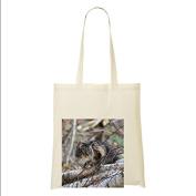Norwegian Forest Cat CAT 100% Cotton Bag(FC) #10