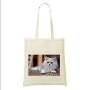 Persian CAT 100% Cotton Bag(FC) #11