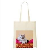 Maine Coon CAT 100% Cotton Bag(FC) #9