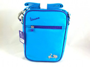 Vespa Men's Shoulder Bag baby blue azure