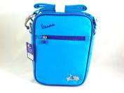 Vespa Men's Shoulder Bag baby blue azure