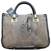 My-Musthave Men's Shoulder Bag brown taupe mittel