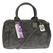 Nili Bags and More Women's Bowling Bag grey dark grey