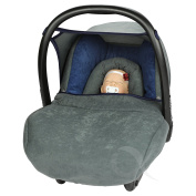 Replacement Seat Cover fits Maxi-Cosi CabrioFix Group 0+ Infant Carrier - 6 piece - SET