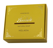 High Quality Handmade Natural Organic Soap Bar HELADA Made From Plant Oils 100g