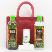 Natures Hampers Aloe Vera Gift Bag - Treat Someone on their Birthday, Christmas or Just a Special Occasion