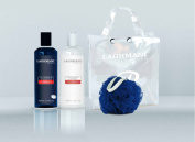 "Fine Perfumery ""Laghmani Blue"" Gift Set Body Lotion & Shower Gel Ideal for Christmas/Birthday Present"