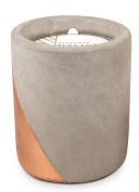 Paddywax Urban Collection Concrete Soy Wax Scented Candle - Bergamot + Mahogany