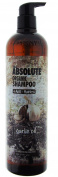 ABSOLUTE ANTI HAIR LOSS ORGANIC SHAMPOO HAIR GROWTH STIMULATOR WITH UNSCENTED GARLIC OIL UNISEX 750ml