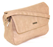 Stefano Women's Cross-Body Bag beige beige