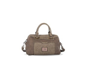 XTI Women's Shoulder Bag taupe Taupe