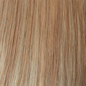 120g/set 7 pieces Highlights Clip in Hair Extensions Full Head Straight Real Human Hair Extensions